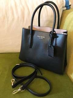 Kate spade leather shoulder or crossbody bag