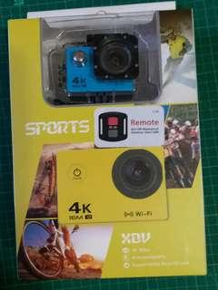 4K Sport camera with Remote control [#sellfaster]