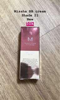 Missha Bb Cream NEW