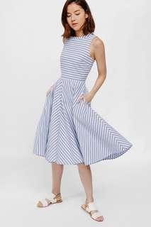 Love Bonito Qasha Striped Dress