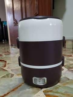 🚚 Mini cooker