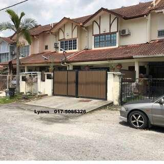 Double Storey House @ Bandar Kinrara, Puchong for Sale 【 First Come First Serve !!! 】【 Grab it Now !!! 】
