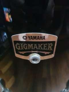 Yamaha gigmaker floor tom