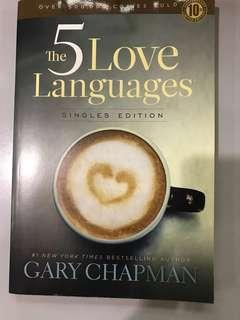 The 5 language of love