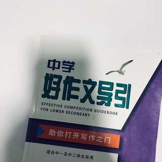 effective chinese compo guidebook for lower sec vol 1