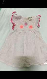 Cotton On bubblegum pink dress