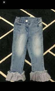 Next Frill Jeans