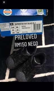 Preloved Adidas Superstar