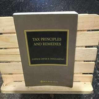 Taxation Law book