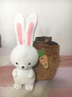 兔仔 盆栽