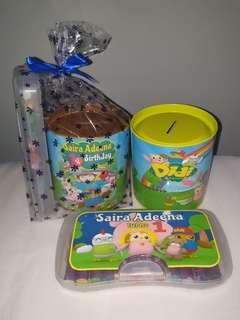 Customised Didi & Friends Goodie Pack