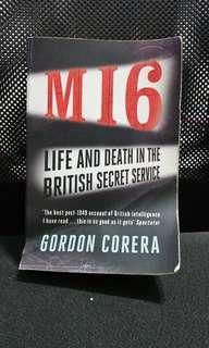 M16 Life and Death in the British Secret Service