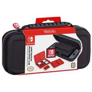Game Traveler Deluxe Travel Case for Nintendo Switch
