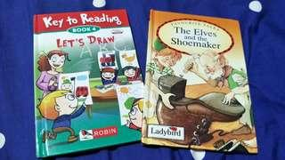 Ladybird and Robin Collection - Phonics and Stories