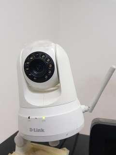 D'link IP CCTV wireless camera