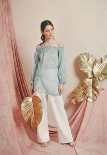 Organdi blouse