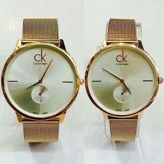 CK Watch - Pair