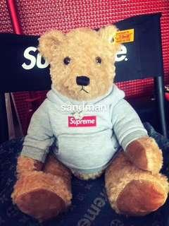 Supreme Teddy Bear