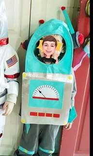 Space Robot costume