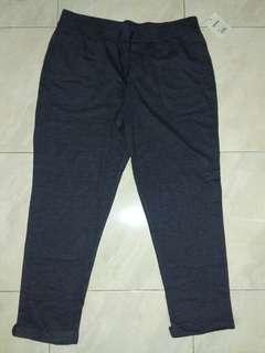 NEW Sonoma Navy Blue Biru Casual Sweatpants Celana Pants