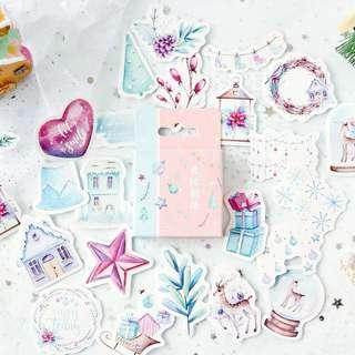 🚚 [PO] North Pole Stickers