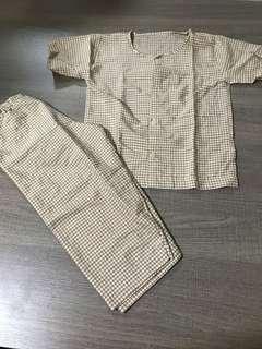 Baju tido kanak2 (3-4tahun)