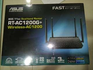 Asus RT-AC1200G+ Wireless Dual-band Router
