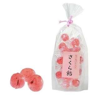 日本手工櫻花糖 80g
