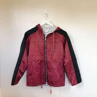 Red Thermal Jacket