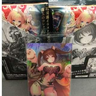 Shadowverse Wafer set 3 Choose your Legendary box ^^