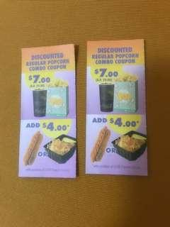 Buy 1 Free 1 GV Discounted Coupon