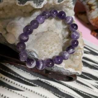 Bracelet 紫龙晶