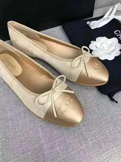 Authentic Chanel Flats / Shoes