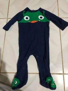 First impressions sleepsuits