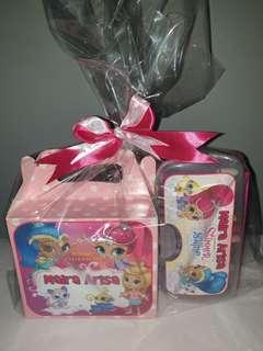Customised Shimmer & Shine Birthday n Christmas Gifts