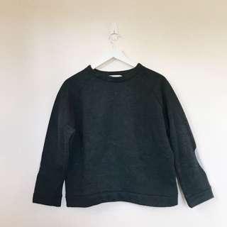 Korean Brand Gray Pullover