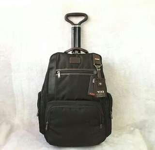 TUMI Trolley Lemoore Backpack - Black
