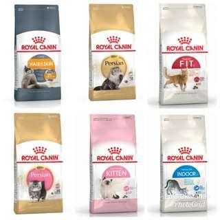 *Free Delivery* Royal Canin Cat Food