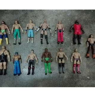 WWE BASIC/ELITE FIGURES
