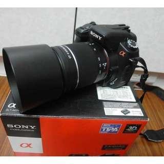 【出售】SONY DSLR-A200 + 18-55mm 數位單眼相機
