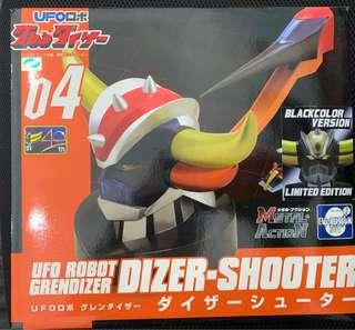 Grendizer Dizer Shooter Metal Action No 4 Evolution Toy