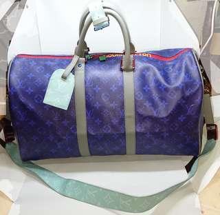 e75ac64793 LV Louis Vuitton Keepall 45 Pacific Blue 🌏 💙