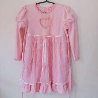 Doosun Pink Dress