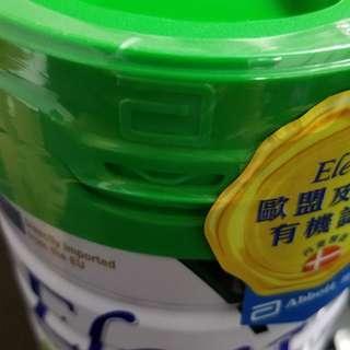 雅培Eleva3號奶粉