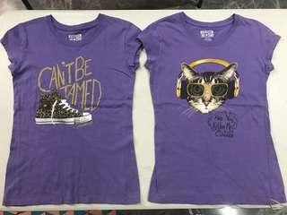 Converse T-Shirts