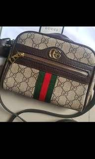 Authentic quality Gucci body bag / belt bag