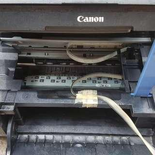 Canon MP287 All-In-One Printer & MiSS Tank