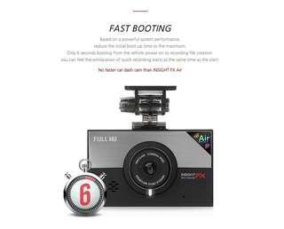 Winy Insight FX AIR WIFI, Car Cam, Dash Cam, Recorder, DVR, Camera