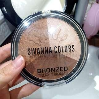 SIVANNA COLORS Bronzed Professional