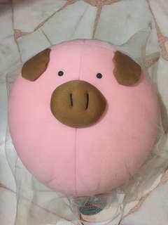Dreamy snowbean fluffy piggy